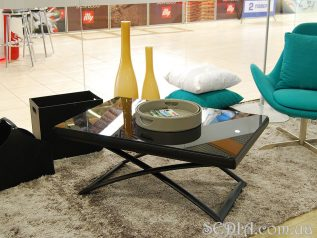 Стол трансформер Calligaris Dakota 9_enl