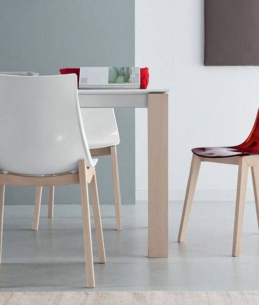 hires-cb1507-led-w-whitened-beech-chairs-with-san-seat-in-transparent-red-and-glossy-optic-white-colours