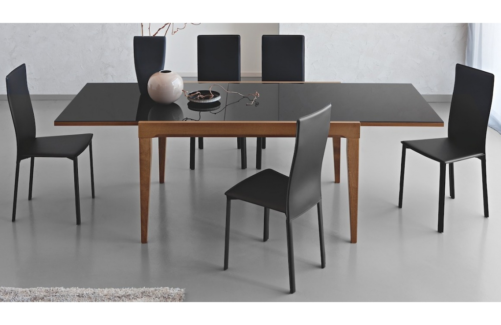 table carre avec rallonge ikea affordable table bois. Black Bedroom Furniture Sets. Home Design Ideas