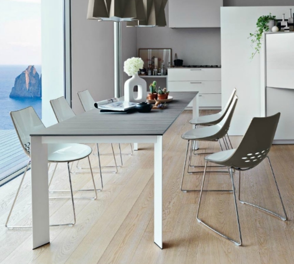 Baron ceramic resaikos for Calligaris baron